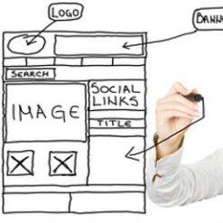 pianificare siti web